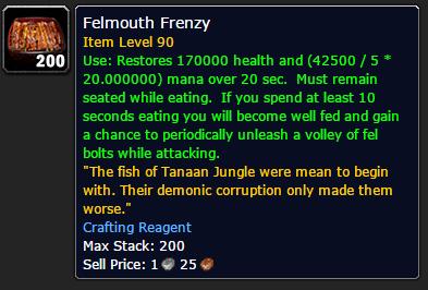 felmouth